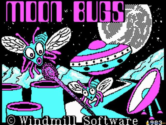 Moon Bugs - title cover