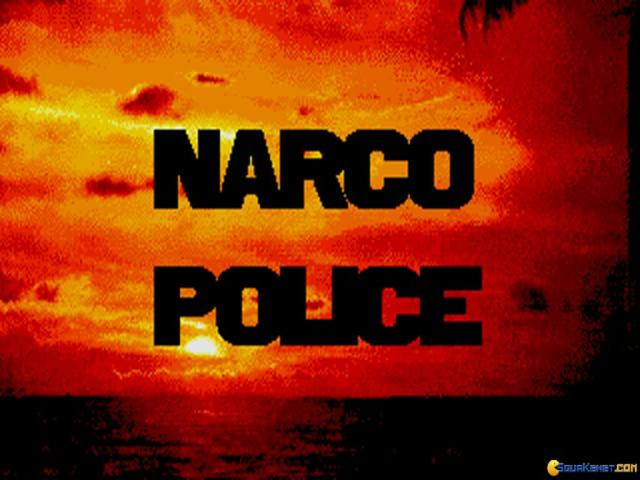 Narco Police - title cover