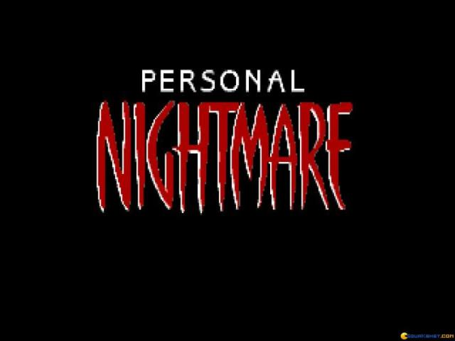 Personal Nightmare - game cover