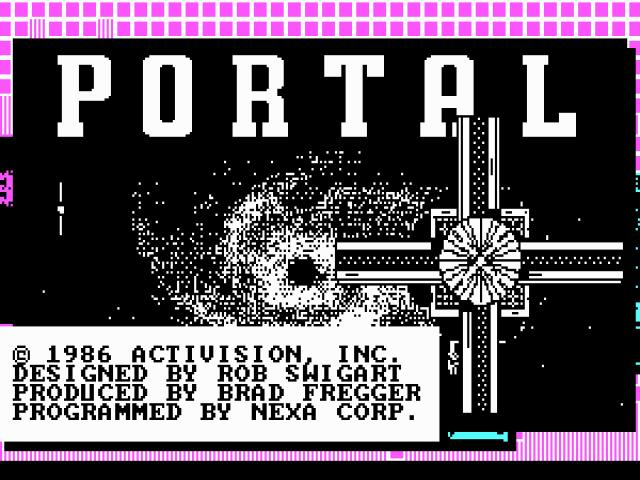 Portal - game cover