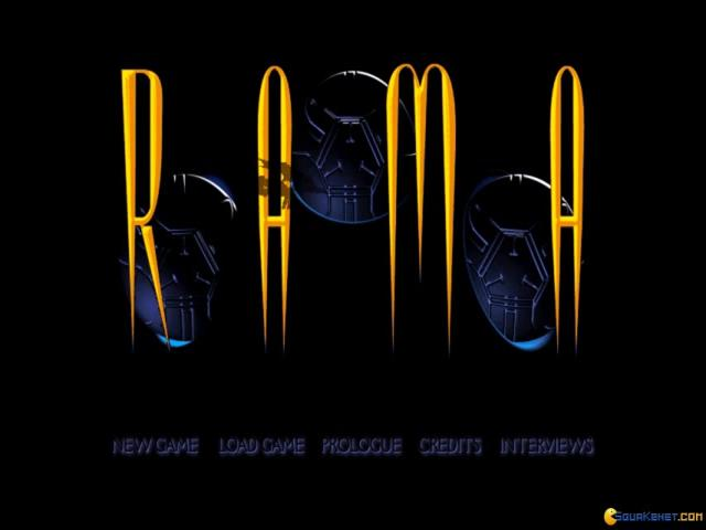 RAMA - game cover