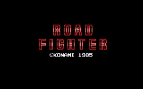 Roadfighter - game cover