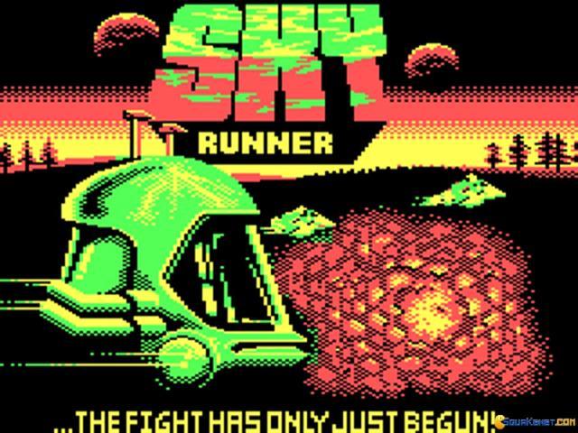 Skyrunner - title cover