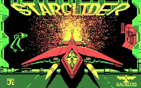 Star Glider - game cover