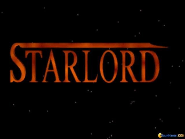 Starlord - title cover