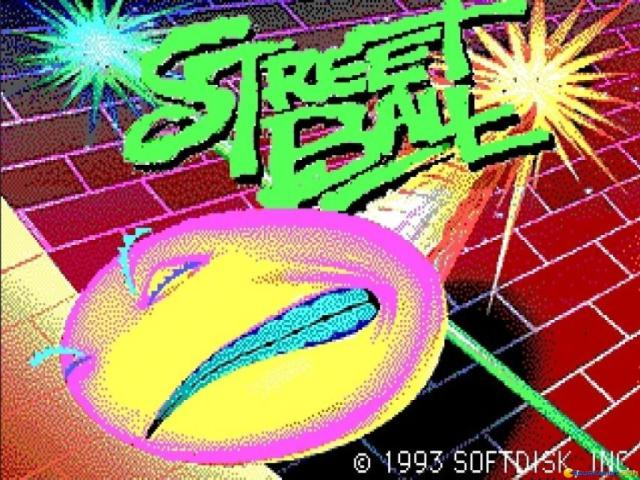 Streetball - game cover