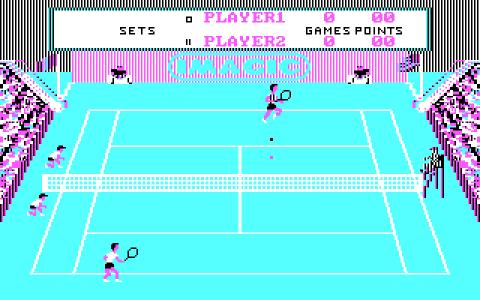 Tennis PC - title cover