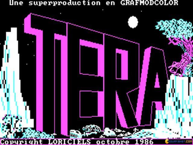 Tera - game cover