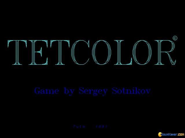 Tetcolor - title cover