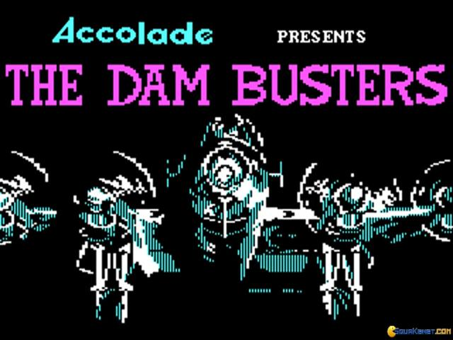 The Dam Busters - title cover