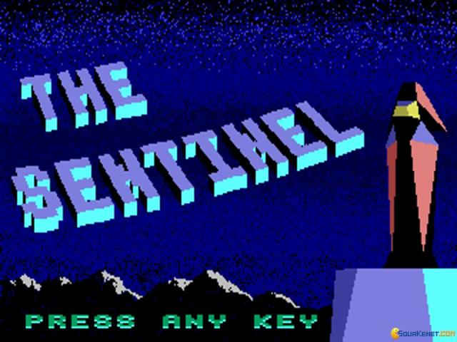 The Sentinel - title cover