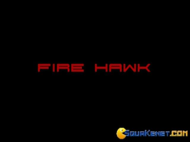 Thexder 2 - Fire Hawk - title cover