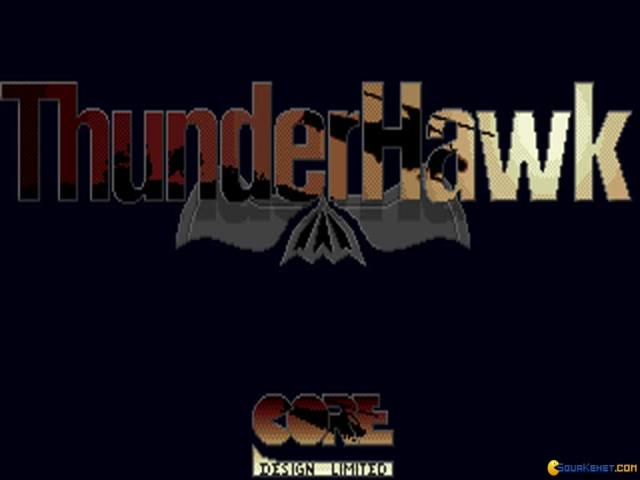 ThunderHawk - title cover