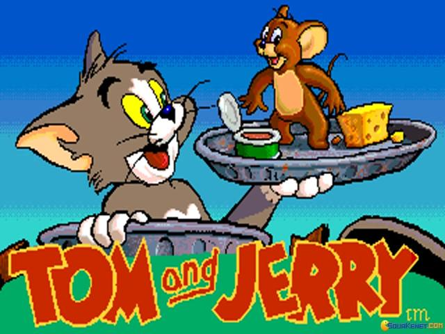 Tom & Jerry: The Ultimate Game of Cat and Mouse! - game cover