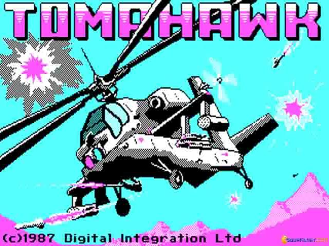 Tomahawk - game cover