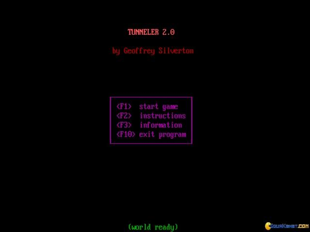 Tunneler - title cover