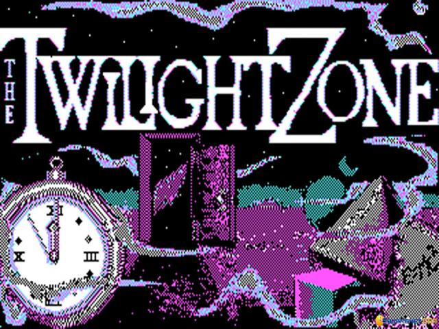 Twilight Zone - title cover