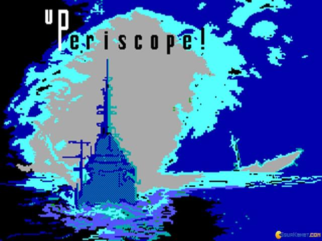 Up Periscope - title cover