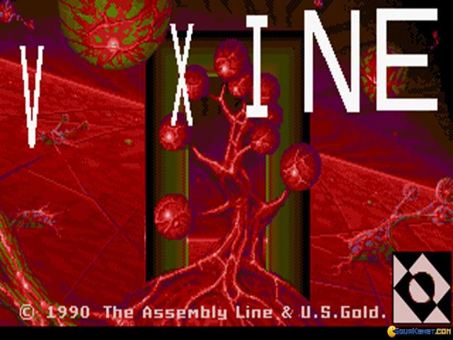 Vaxine - title cover