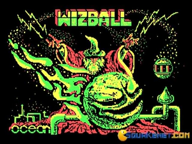 Wizball - game cover
