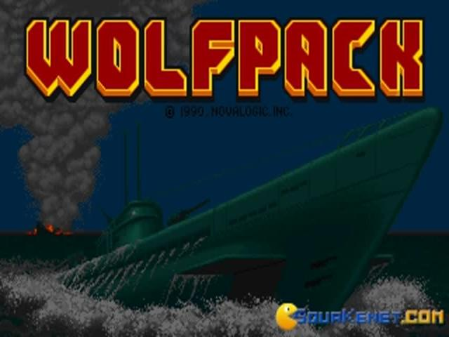 Wolfpack - game cover
