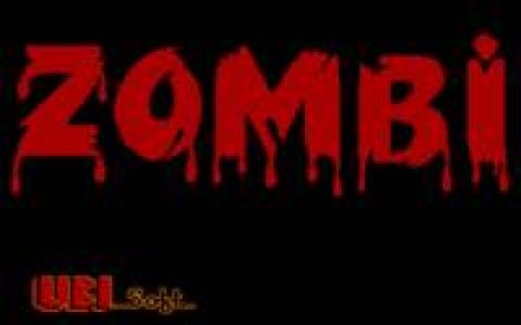 Zombi - game cover