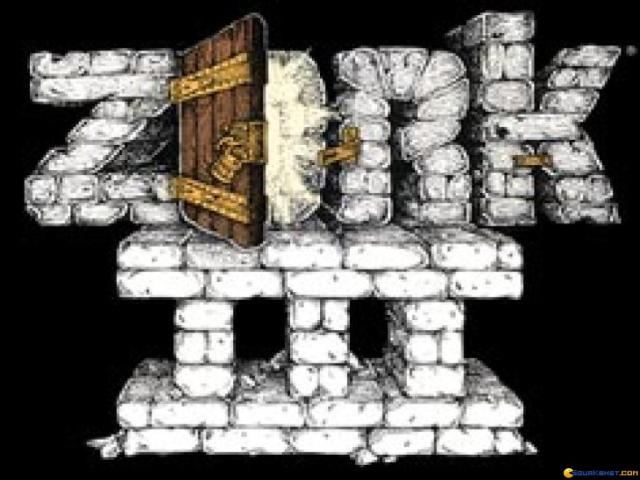 Zork 3 - The Dungeon Master - title cover