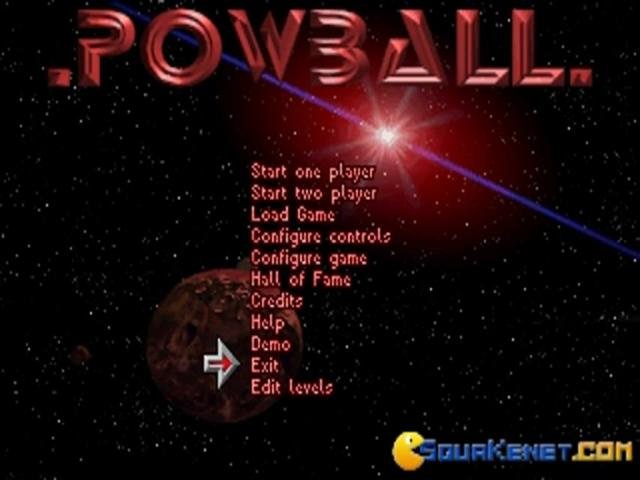 Powball - game cover