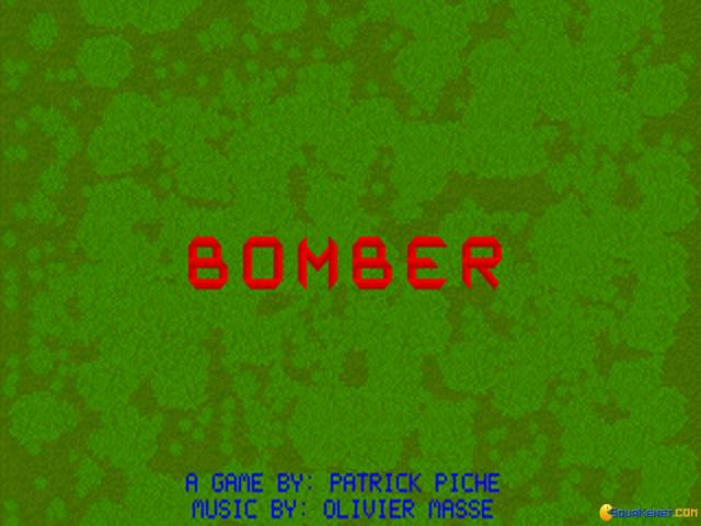 Bomber - title cover