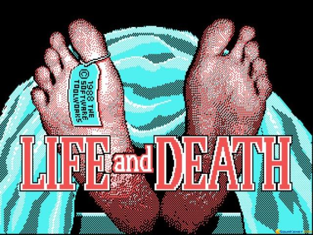 Life and Death - game cover