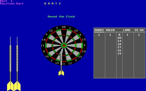 Darts - game cover