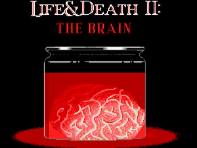 Life and Death 2 - title cover