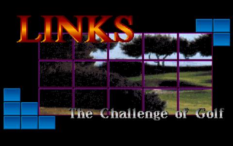 Links: The Challenge of Golf - title cover