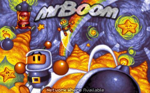 Mr. Boom - title cover