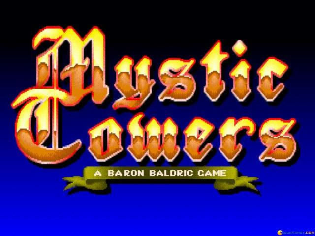 Mystic Towers - title cover