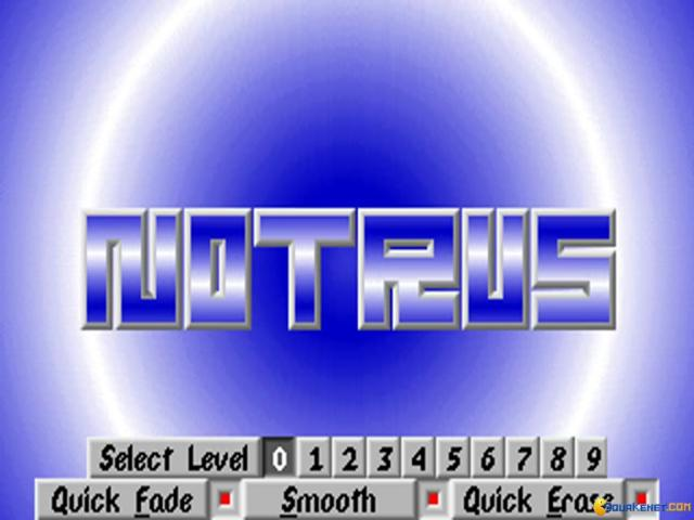 Notrus - title cover