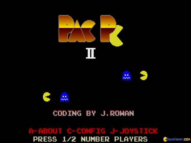 Pac PC 2 - title cover