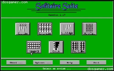 Solitaire Suite - game cover