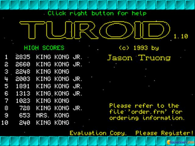 Turoid - title cover