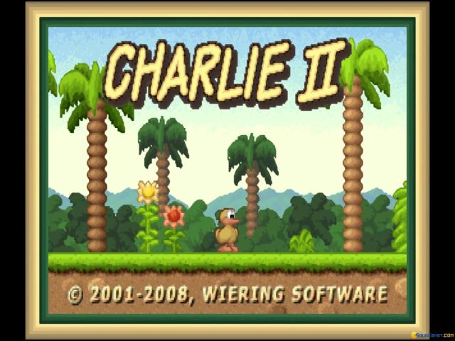 Charlie II - game cover