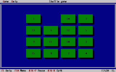 Shuffle - game cover