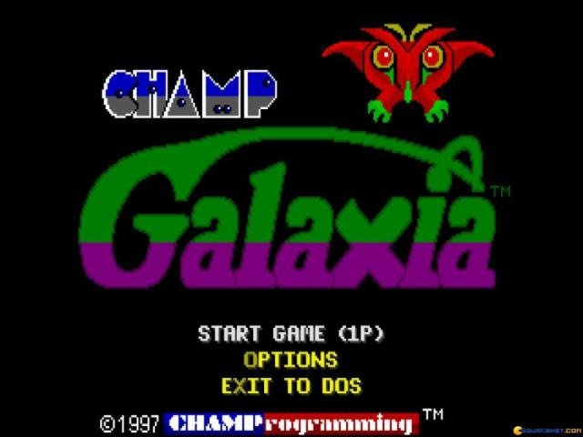 CHAMP Galaxia - title cover