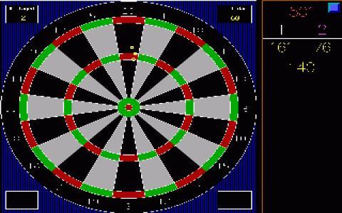 RSA Darts - title cover