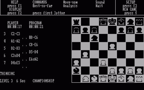 Psion Chess - title cover