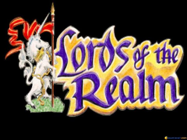 Lords of the Realm - game cover