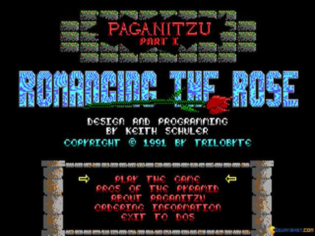 Paganitzu - game cover