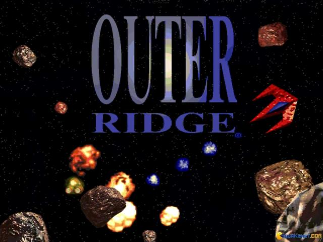 Outer Ridge - title cover