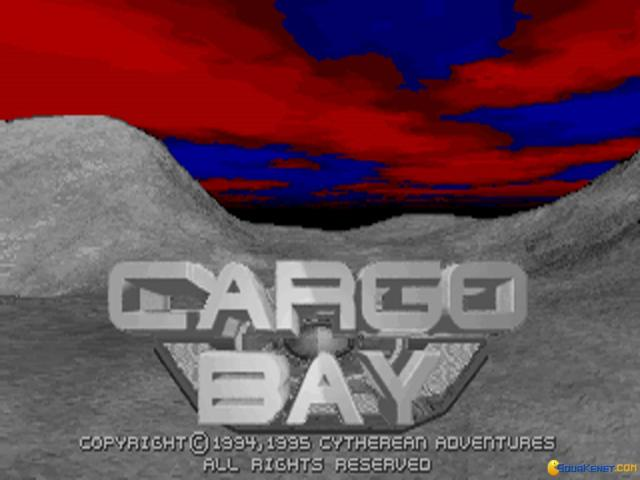 Cargo Bay - title cover