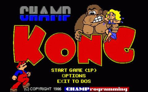 CHAMP Kong - title cover