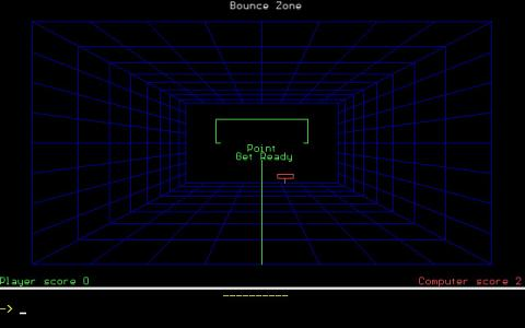 Bounce Zone - title cover
